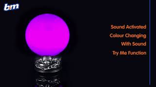 Colour Changing Talking Witches Orb | B&M Stores