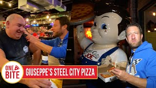 Barstool Pizza Review - Giuseppe's Steel City Pizza (Port Orange, FL)