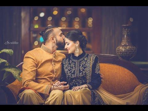 Zindagi  || Akhil || Anmol weds Ravneet || Cinematic Engagement 2017 || Tri Color Photographics