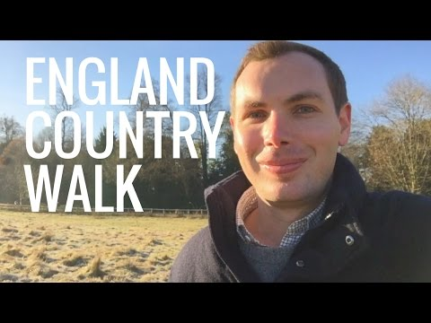 Natural English: A walk in the English countryside