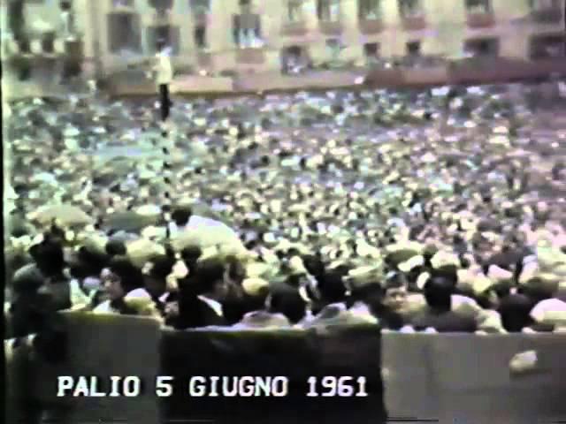 Palio 5 giugno 1961