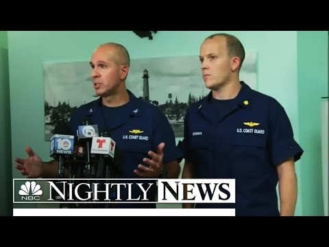 Search Intensifies for Teenage Boys Lost at Sea Off Florida Coast | NBC Nightly News