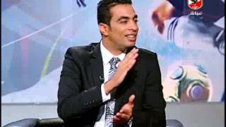 """عم حسين وريعو قيادات جماهير الاهلى """"لقاء الاجيال"""""""