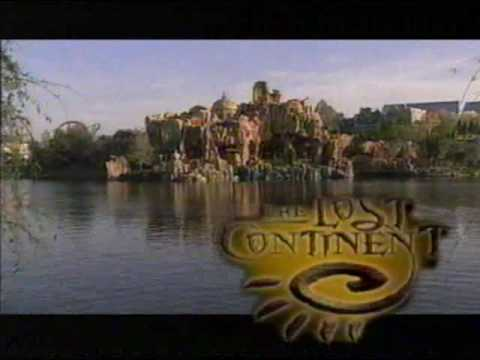 1999 - Total Immersion - Islands of Adventure (Universal Studios Orlando)