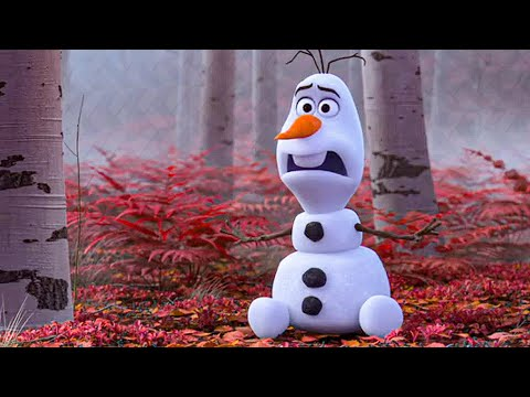 Olaf And Samantha Scene - FROZEN 2 (2019) Movie Clip
