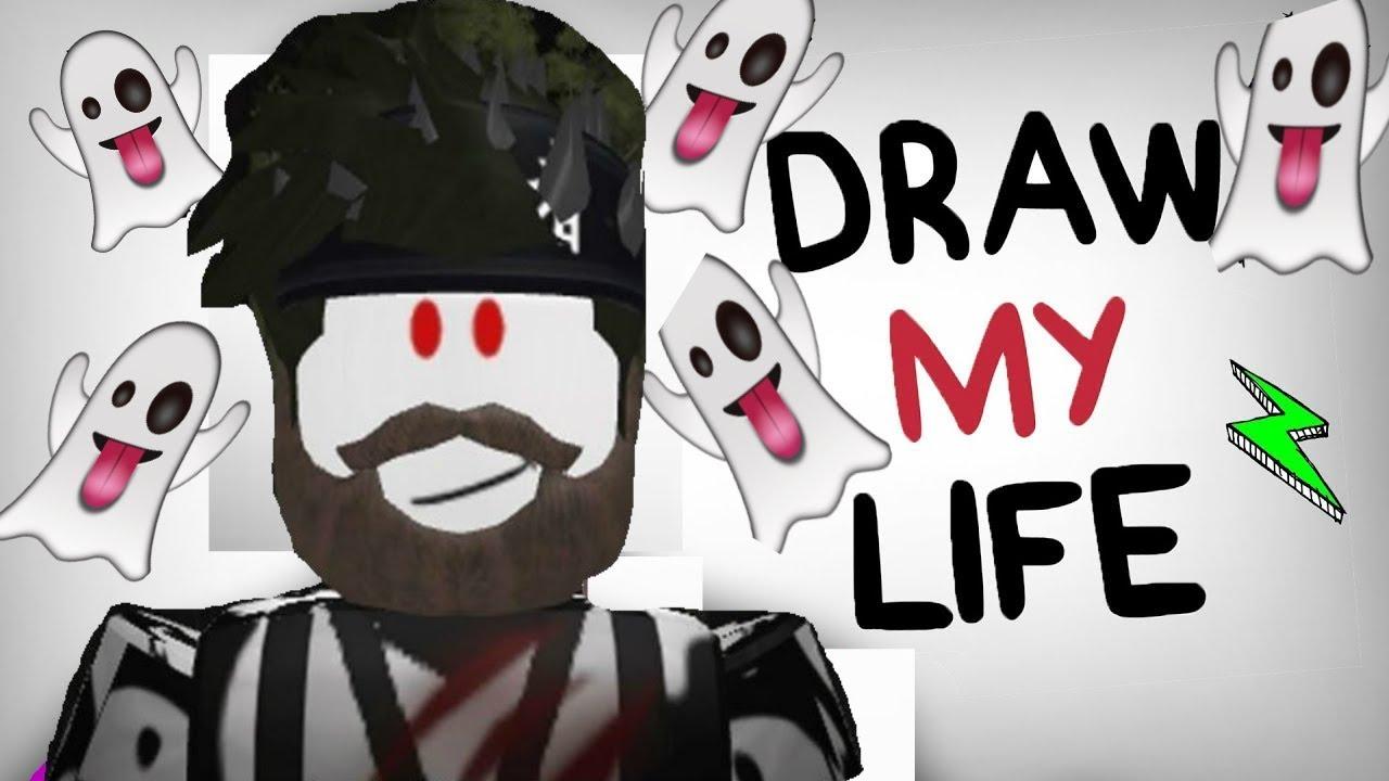 Danielito Roblox Draw My Life 0danielito Youtube