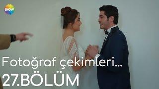 Скачать Aşk Laftan Anlamaz 27 Bölüm Hayat Ve Murat ın Fotoğraf çekimi