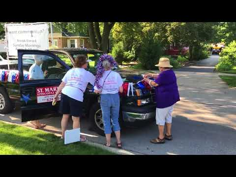 St Martin's 2018 4th of July Parade