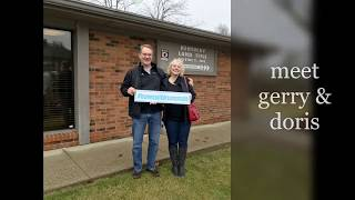 Gerry & Doris - homes sold, dreams made!