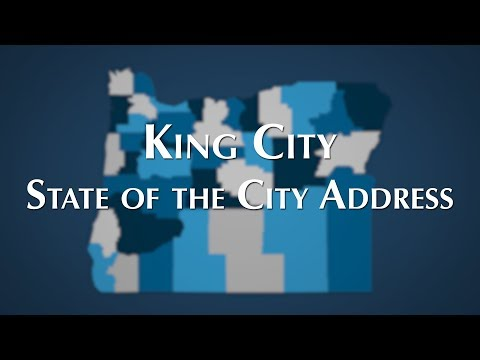 2018 King City State of the City Address