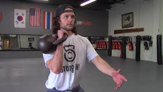 2 Drills to Master The Kettlebell Clean