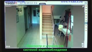 Монтаж IP видеосистемы в жилом доме(Установка видеонаблюдения в 7-ми подъездном жилом доме, на Окской улице., 2012-09-26T12:51:15.000Z)