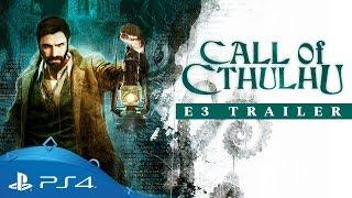 Call of Cthulhu | E3 2018 Trailer | PS4