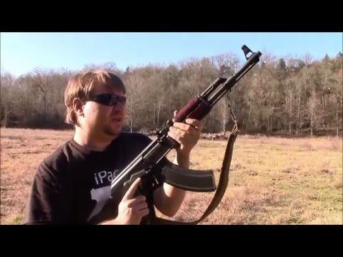 Russian Milled Type III AK47 Review