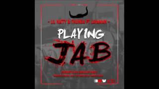 Video Lil Natty & Thunda Ft Lavaman - Playing Jab [Grenada Soca 2017] download MP3, 3GP, MP4, WEBM, AVI, FLV Oktober 2018