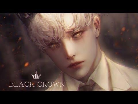 Original painting 포토샵 스피드 페인팅 - Black Crown