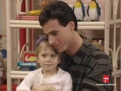 Danny and Michelle - Full House - YouTube