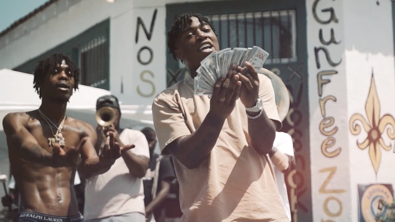 Fredo Bang - Second Line (Official Video)