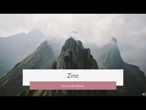 Zinc: Yes, Really... Now