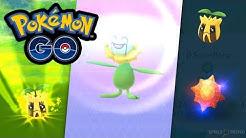Sonnflora = Sonnenstein + Sonnkern | Pokémon GO Deutsch #285