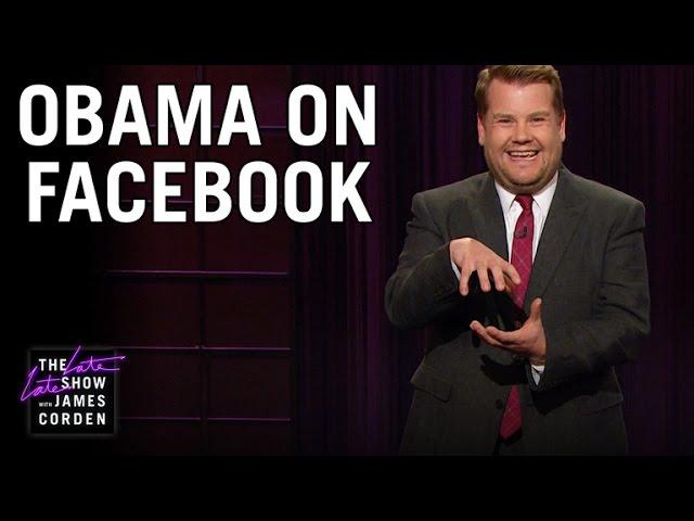 President Obama Joined Facebook