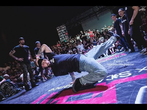 Mighty Zulu Kingz vs Cypherz Kingz | RADIKAL FORZE JAM 2015 | Top 16