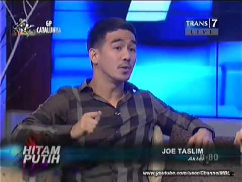 Hitam Putih Trans7 12 Juni 2013   Joe Taslim di Fast & Furious 6 Part 1