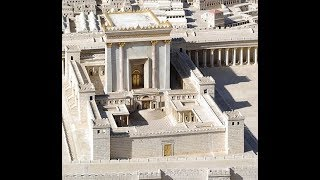 There will be no third Temple built in Jerusalem before Christ