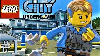 LEGO City Undercover 2017 - Трейлер анонса игры (Русская озвучка)