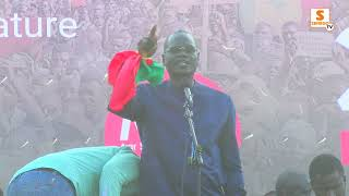 23 Juin: Dr Abdourahman Diouf faut pas s'attarder sur quelqu'un qui n'est pas éligible comme Macky