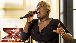 Preview: Jennifer Phillips belts out 1D's Drag Me Down | Judges' Houses | The X Factor 2015