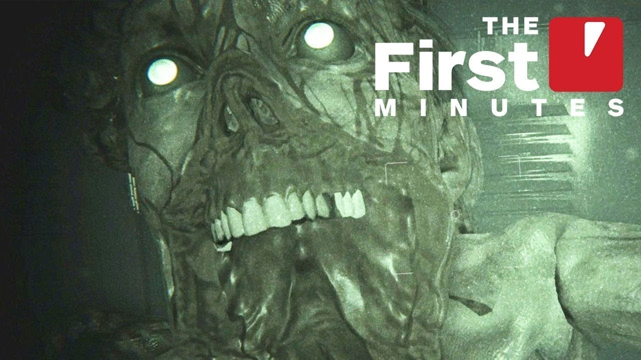 The First 15 Minutes of Outlast for Nintendo Switch