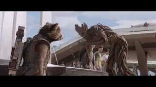 Marvel's Guardians of the Galaxy - Vin Diesel Proclaims I Am Groot in French