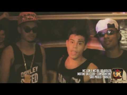 MC Lon e MC Bil do Souza - Medley com Daan Ferreira    Exclusivo -