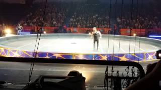 Horse act ringling bros barnum & bailey circus