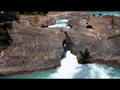 Beautiful Scenery of Canmore, Banff and Yoho National Parks, Canada