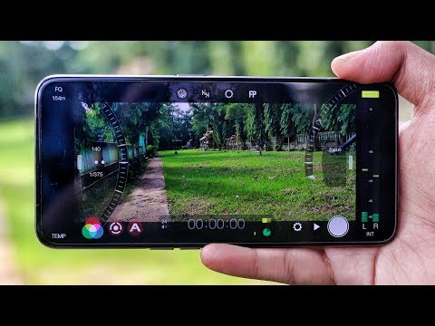 Top 3 Professional DSLR Camera Apps for Android!