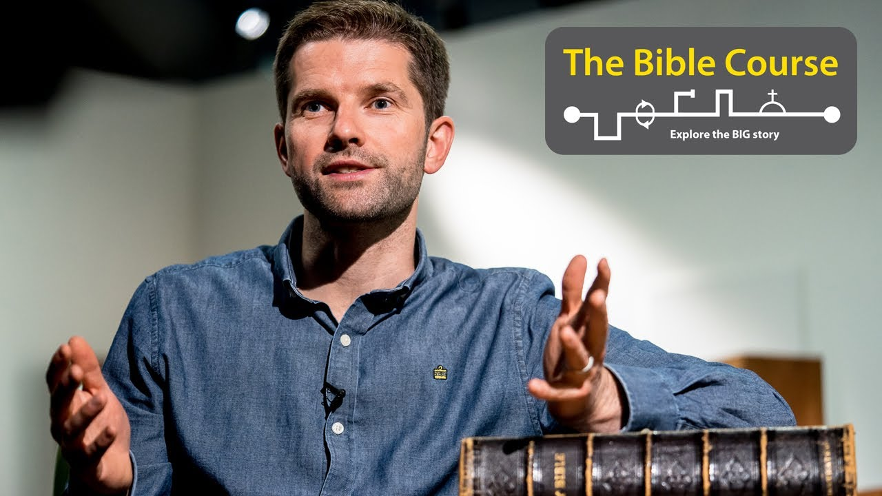 The Bible Course - Bible Society