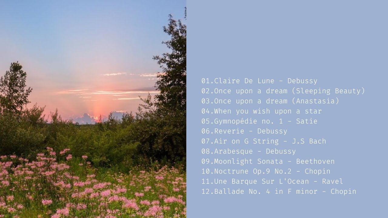 Download 1 Hour of Ethereal Remix by A.Krishna (Claire De Lune, Once Upon a Dream, Arabesque, Reverie....)