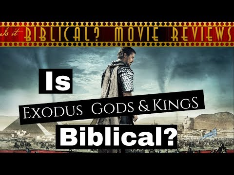 Is Exodus Gods and Kings Biblical? - Movie Review