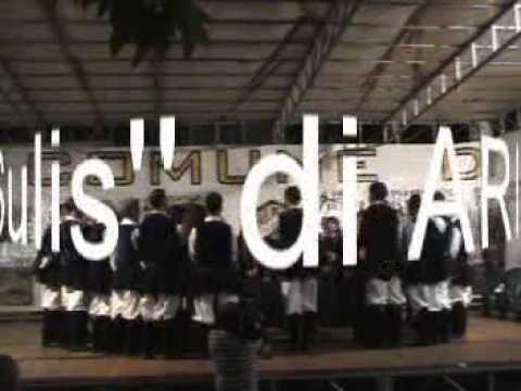 DIMONIOS - Inno Brigata Sassari - CORO di ARITZO