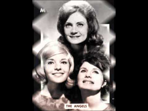60's Girl Group The Angels ~ I Adore Him