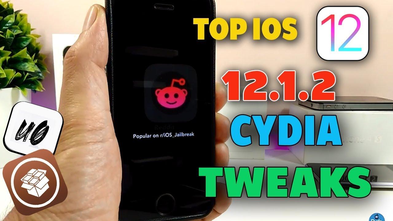 Top iOS 11- 12 - 12 1 2 Jailbreak Tweaks: Best Unc0ver Cydia Tweaks!