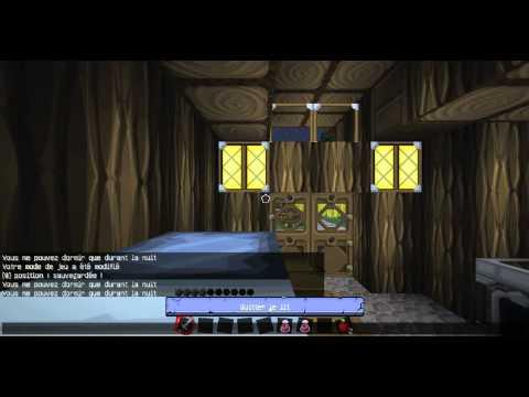 Minecraft - La couleur tombée du ciel - Episode 1