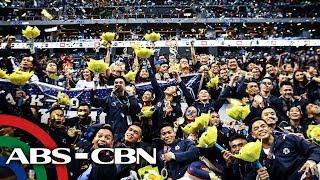 BALIKAN: Pagkapanalo ng NU Pep Squad sa 2019 UAAP cheerdance competition | TV Patrol