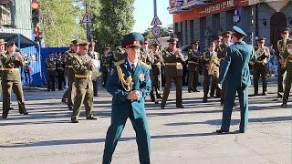 Ансамбль ВВ МВД - Лабутены (10.09.2016)