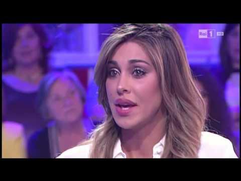 Belen Rodriguez - Domenica In 17/04/2016