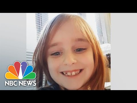 Officials Announce Autopsy Results From 6-Yr-Old Girl Found Dead   NBC News (Live Stream Recording)