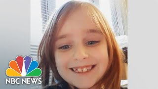 Officials Announce Autopsy Results From 6 Yr Old Girl Found Dead | Nbc News (live Stream Recording)