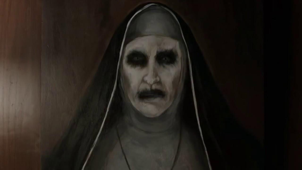 Conjuring 2 Nun Scene - Sound Design Project
